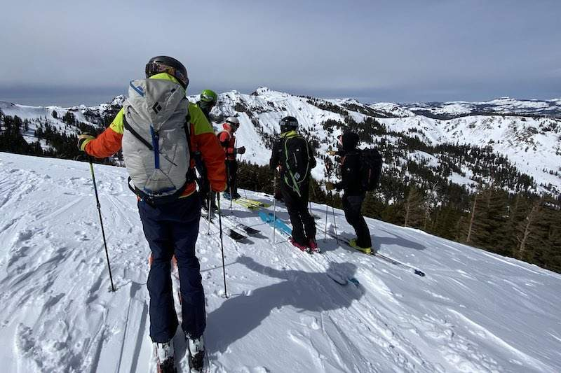 Backcountry-Skiing-Donner-Summit