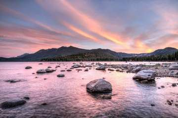Find luxury real estate properties in Lake Tahoe