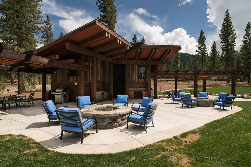 Martis Camp Clubhouse