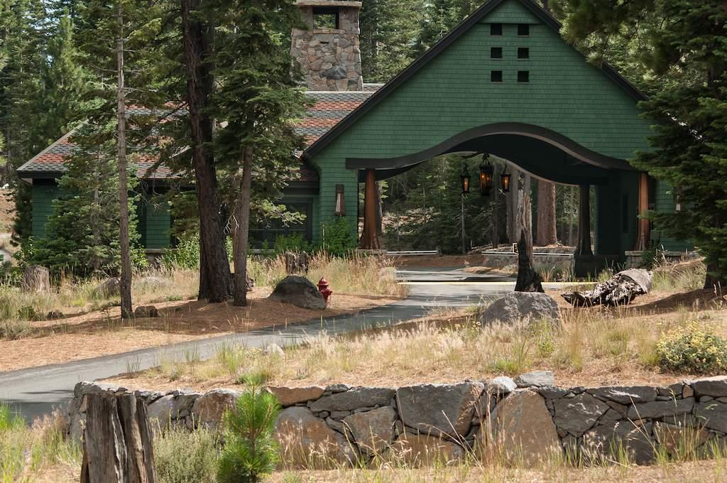 Martis Camp Gate House
