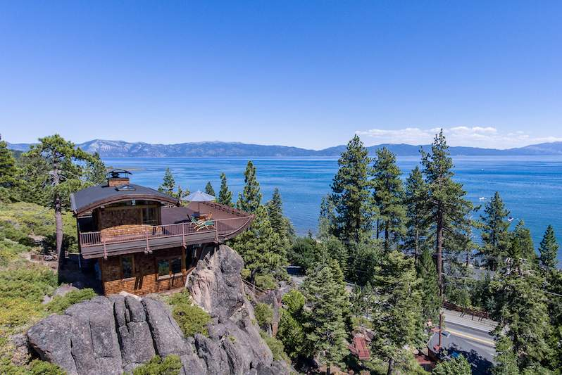 Tahoe City home