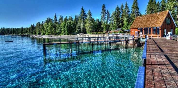 West Shore Lake Tahoe