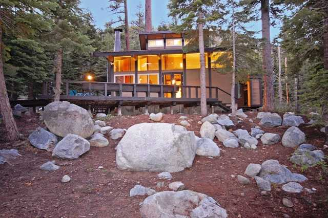 Lakefront Properties in Tahoe   Alpine Meadows Real Estate for Sale
