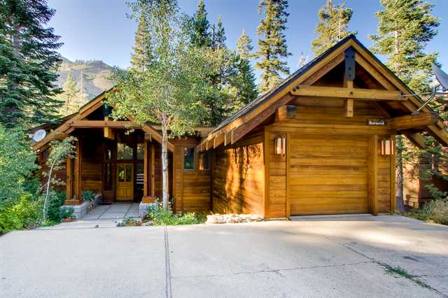 Alpine Meadow home with mountain views for sale | Alpine Meadows Distinctive Property with Mountain Views