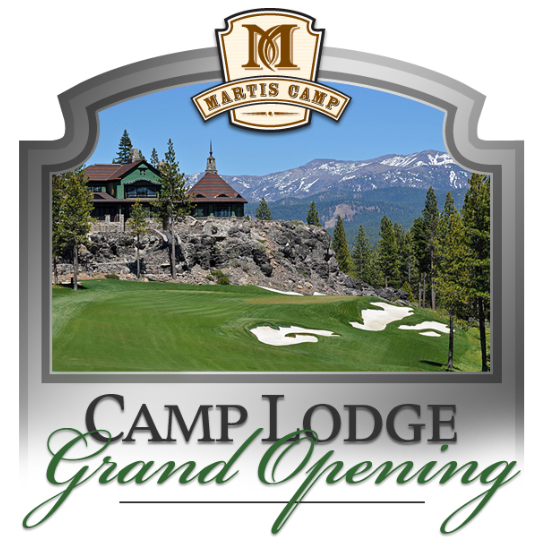 Martis Camp Lodge grand opening | martis camp Truckee CA
