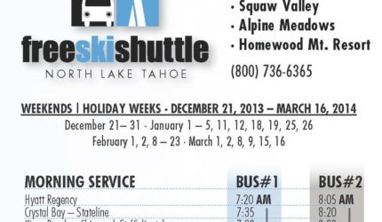 Free Ski Shuttle