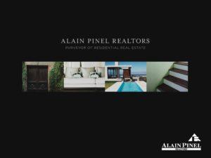 Luxury Listing Presentation for Alain Pinel Realtors