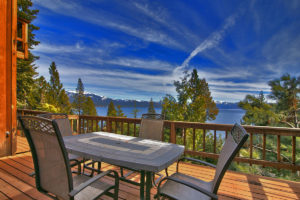 New listing on North Lake Blvd Deck 4549 N Lake Blvd