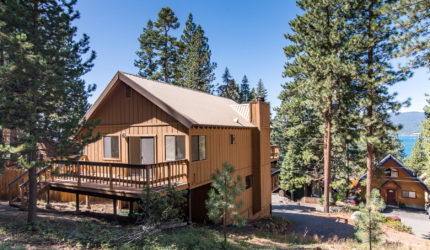 sold listing of tahoe cabin in kings beach tahoe on park lane